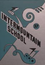View Intermountain Indian High School 1957 Yearbook