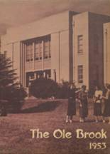 View Brookhaven High School 1953 Yearbook