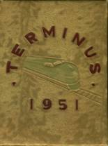 View Sparks High School 1951 Yearbook