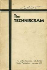 View Dallas Technical High School 1937 Yearbook