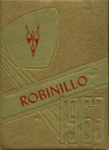 View Robinson High School 1963 Yearbook