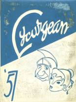 View West Covina High School 1957 Yearbook