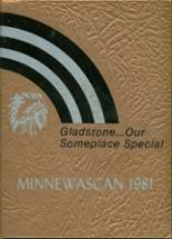 View Gladstone High School 1981 Yearbook
