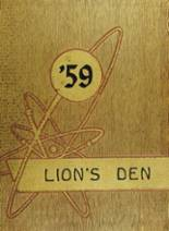 View Boyd County High School 1959 Yearbook