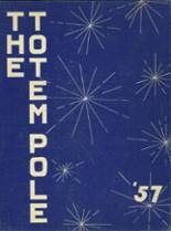 View Hoosic Valley Central High School 1957 Yearbook