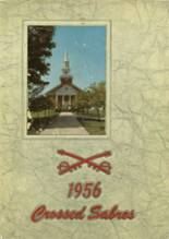 View Valley Forge Military Academy 1956 Yearbook