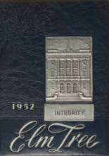 View Hillhouse High School 1952 Yearbook