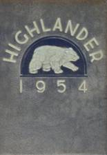 View Campbell High School 1954 Yearbook
