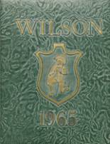 View Woodrow Wilson High School 1965 Yearbook