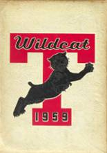 View Tullahoma High School 1959 Yearbook