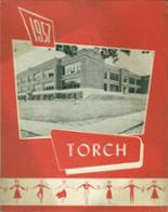 View Mather High School 1957 Yearbook