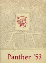 View Cabot High School 1953 Yearbook