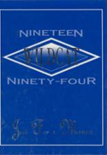 View West Limestone High School 1994 Yearbook