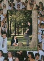 View St. Anthony's High School 1993 Yearbook