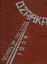 View School of the Ozarks 1939 Yearbook