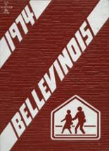 View Belleville Township West High School 1974 Yearbook