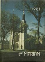 View St. Mary's Academy 1961 Yearbook