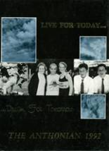 View St. Anthony's High School 1992 Yearbook