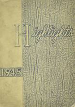View Hamilton Township High School 1945 Yearbook
