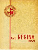 View St. Mary's High School 1959 Yearbook