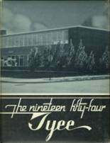 View Moses Lake High School 1954 Yearbook