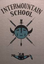 View Intermountain Indian High School 1958 Yearbook