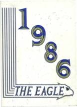 View Line Mountain High School 1986 Yearbook