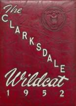 View Clarksdale High School 1952 Yearbook