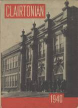 View Clairton High School 1940 Yearbook