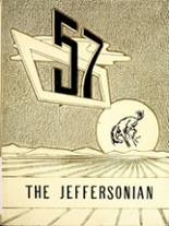 View Jefferson Township High School 1957 Yearbook