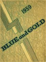 View Redford Union High School 1959 Yearbook