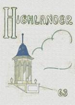 View Campbell High School 1963 Yearbook