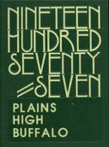 View Plains High School 1977 Yearbook