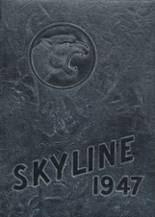 View United Township High School 1947 Yearbook