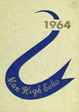 View Man High School 1964 Yearbook