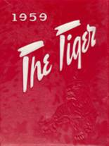 View Holy Trinity High School 1959 Yearbook