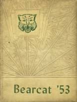 View Brookland High School 1953 Yearbook