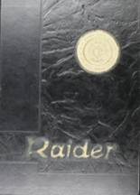 View Rider High School 1967 Yearbook