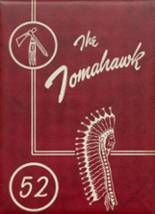 View Comanche High School 1952 Yearbook
