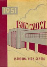 View Istrouma High School 1951 Yearbook