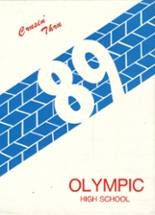 View Olympic High School 1989 Yearbook
