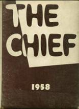View Central High School 1958 Yearbook