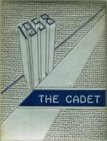 View Connally High School 1958 Yearbook