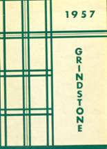 View South Amherst High School 1957 Yearbook