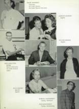 1964 Ganado High School Yearbook Page 14 & 15