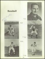 1960 Clairemont High School Yearbook Page 110 & 111