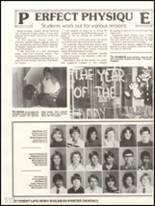 1984 Gahanna Lincoln High School Yearbook Page 116 & 117