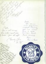 Nimitz High School Class of 1980 Reunions - Yearbook Page 3