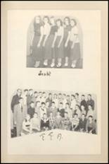 1952 Bayard High School Yearbook Page 102 & 103
